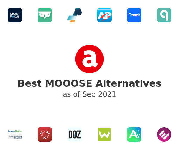 Best MOOOSE Alternatives