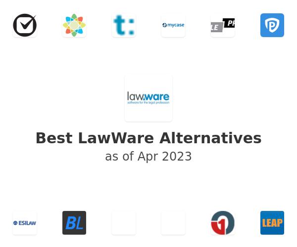 Best LawWare Alternatives