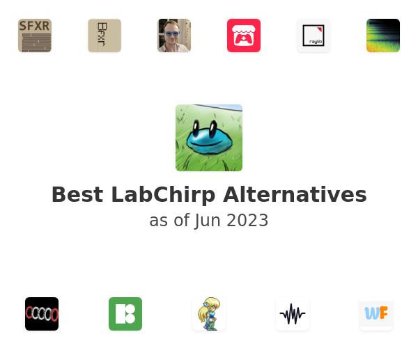 Best LabChirp Alternatives