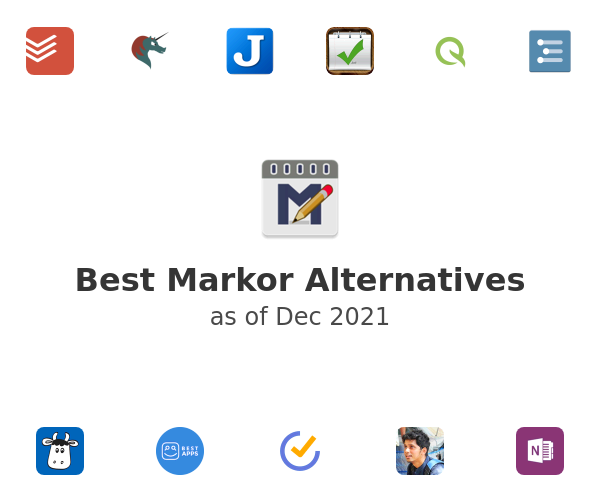 Best Markor Alternatives