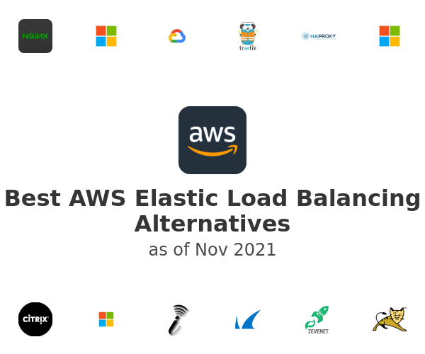 Best AWS Elastic Load Balancing Alternatives