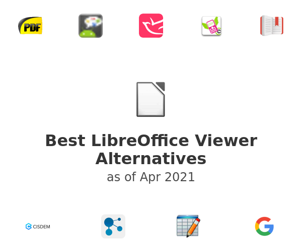 Best LibreOffice Viewer Alternatives