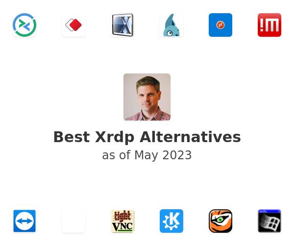 Best Xrdp Alternatives