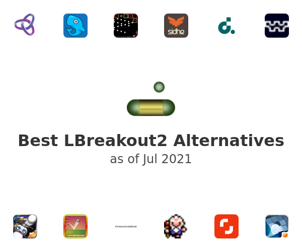 Best LBreakout2 Alternatives