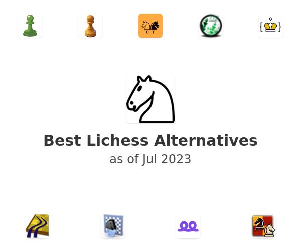Best Lichess Alternatives