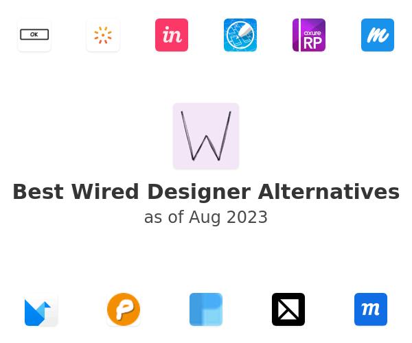 Best Wired Designer Alternatives