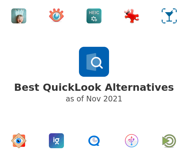 Best QuickLook Alternatives