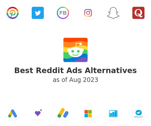 Best Reddit Ads Alternatives