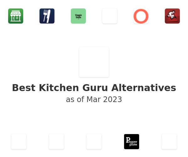 Best Kitchen Guru Alternatives