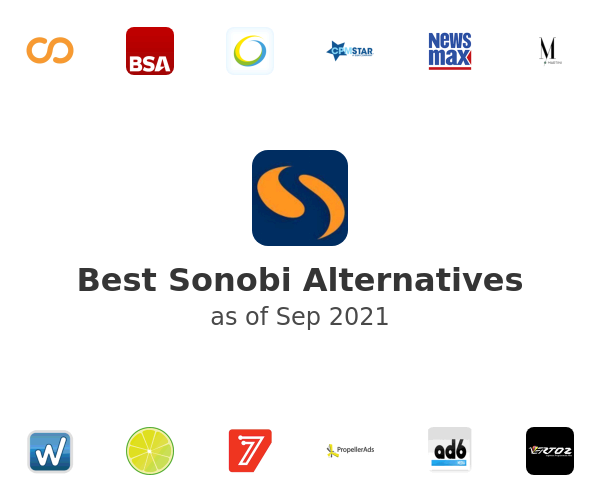 Best Sonobi Alternatives
