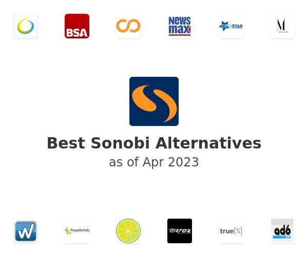 Best Sonobi Alternatives