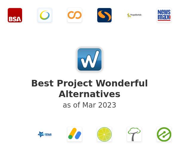Best Project Wonderful Alternatives
