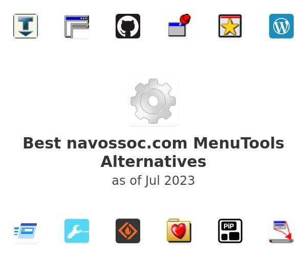 Best MenuTools Alternatives