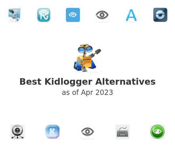 Best Kidlogger Alternatives