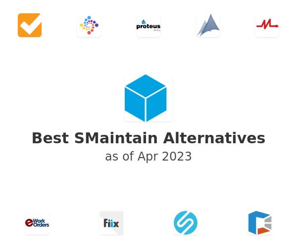 Best SMaintain Alternatives