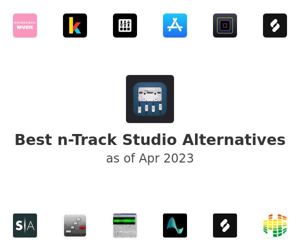 Best n-Track Studio Alternatives
