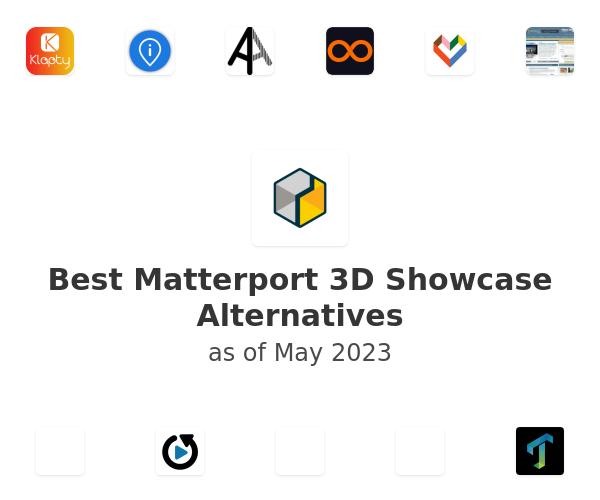 Best Matterport 3D Showcase Alternatives