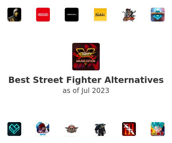 Best Street Fighter Alternatives