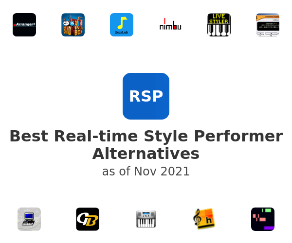 Best Real-time Style Performer Alternatives