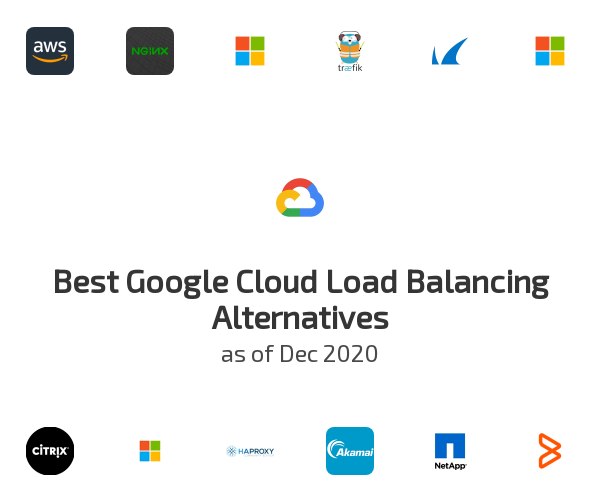 Best Google Cloud Load Balancing Alternatives