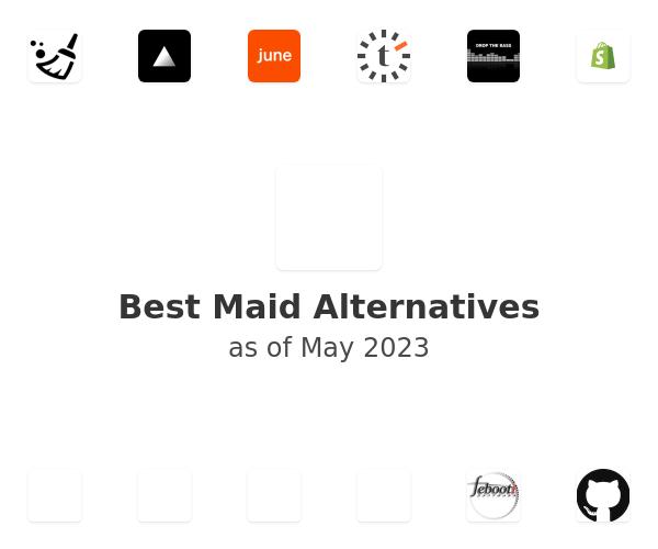 Best Maid Alternatives