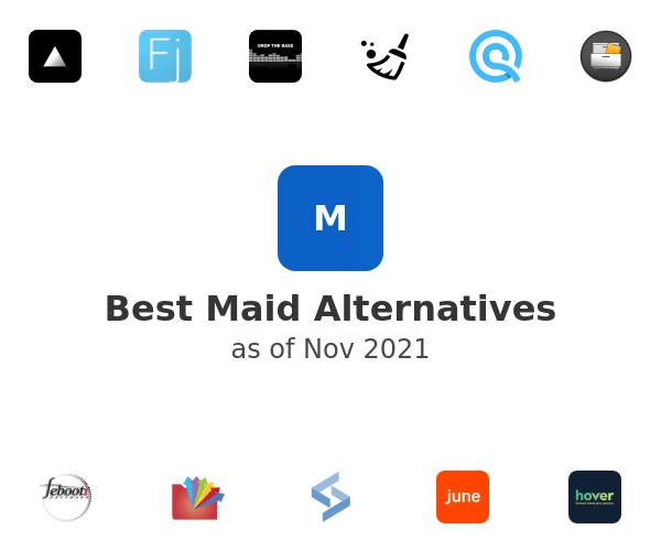 Best Maid Alternatives