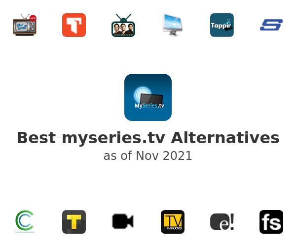Best myseries.tv Alternatives
