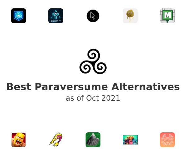 Best Paraversume Alternatives