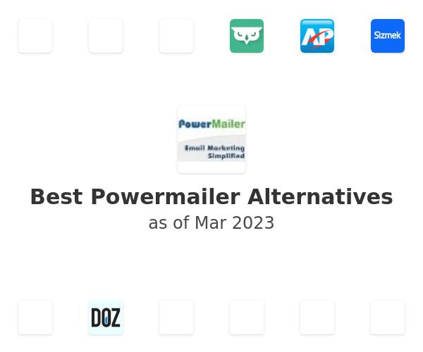 Best Powermailer Alternatives