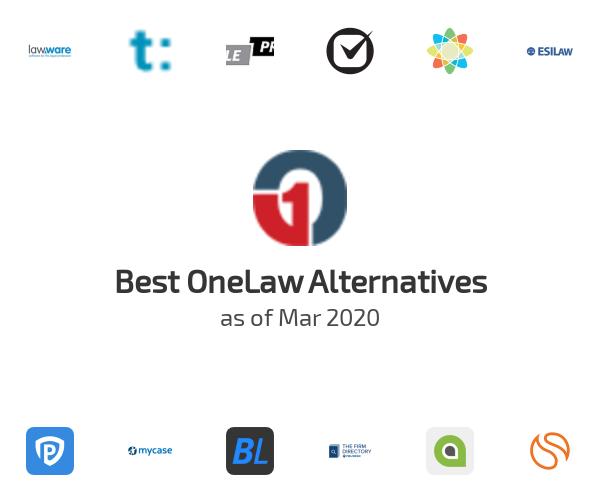 Best OneLaw Alternatives