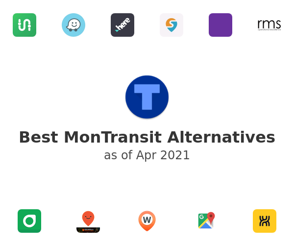 Best MonTransit Alternatives