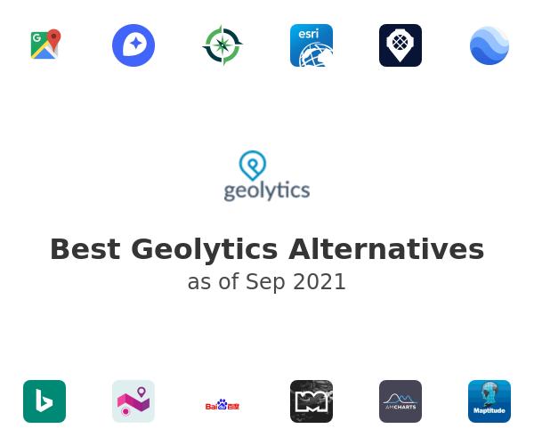 Best Geolytics Alternatives