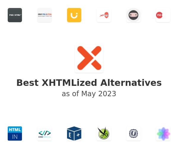 Best XHTMLized Alternatives