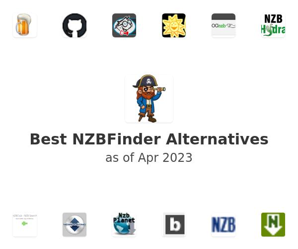 Best NZBFinder Alternatives