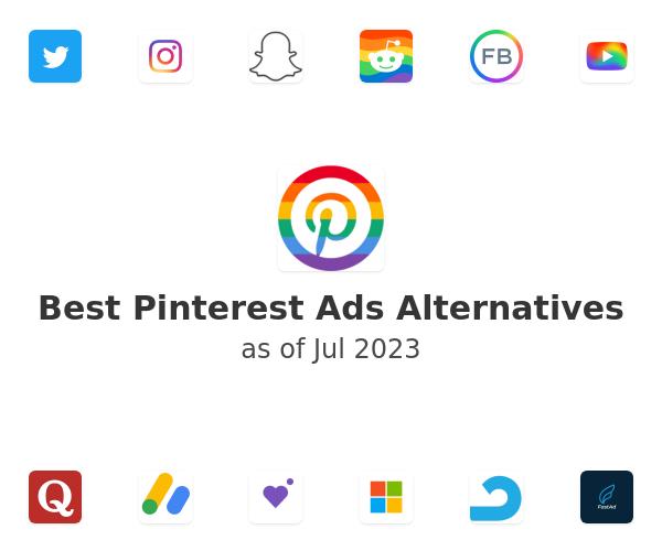 Best Pinterest Ads Alternatives