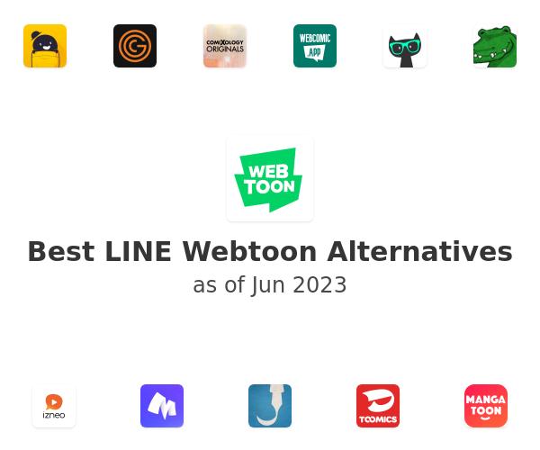 Best LINE Webtoon Alternatives