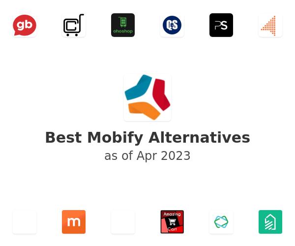 Best Mobify Alternatives
