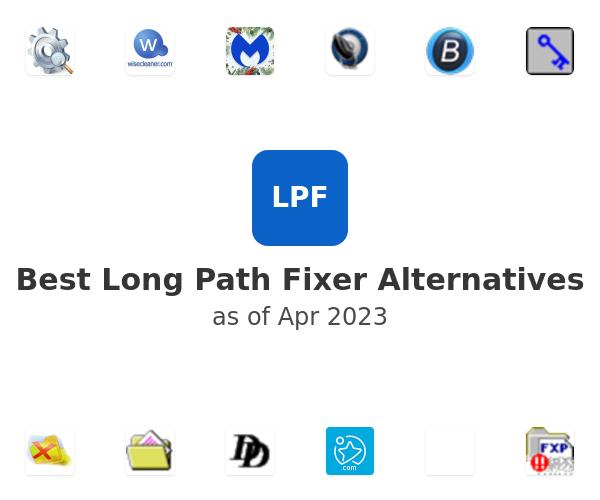 Best Long Path Fixer Alternatives