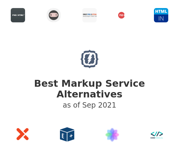 Best Markup Service Alternatives