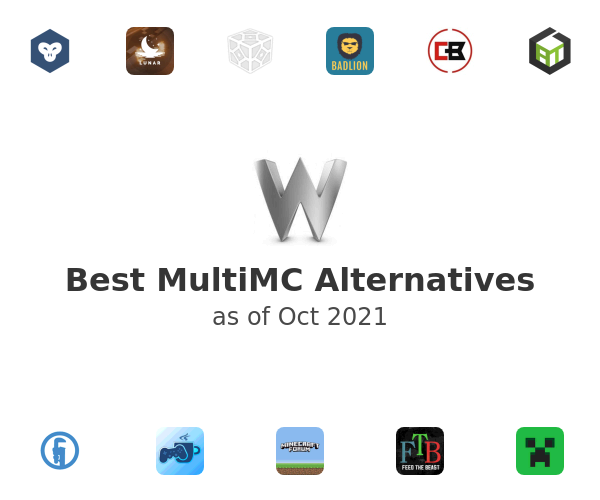 Best MultiMC Alternatives