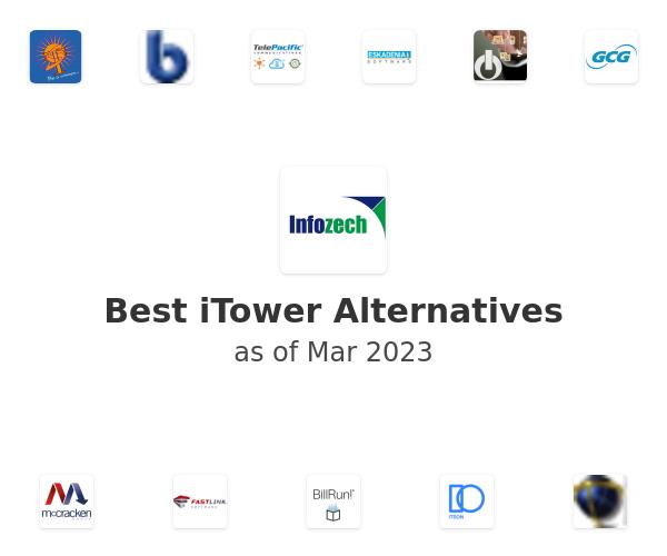 Best iTower Alternatives