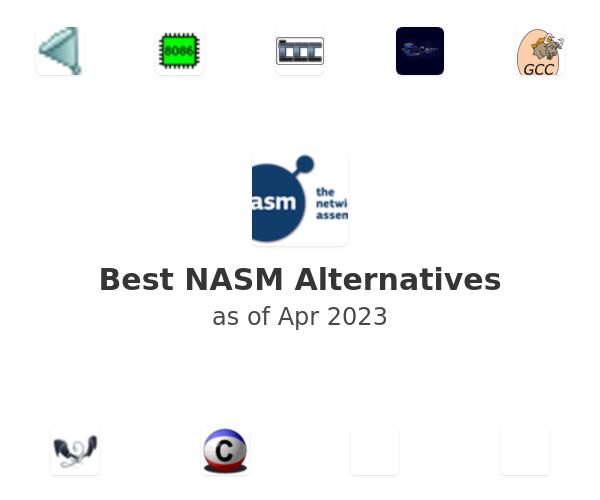 Best NASM Alternatives