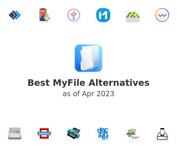 Best MyFile Alternatives