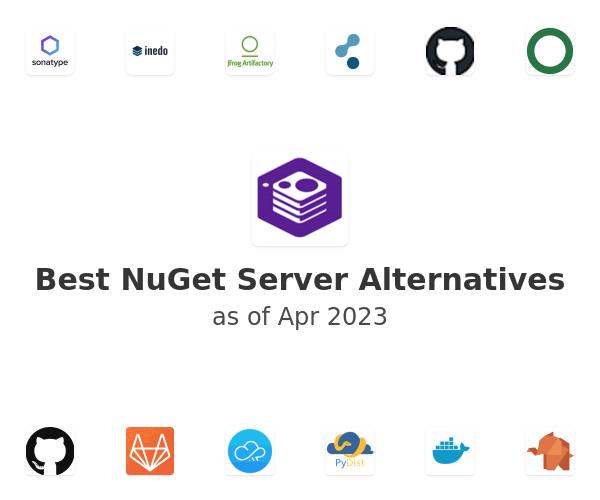 Best NuGet Server Alternatives