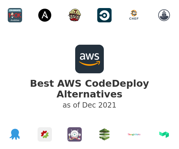 Best AWS CodeDeploy Alternatives