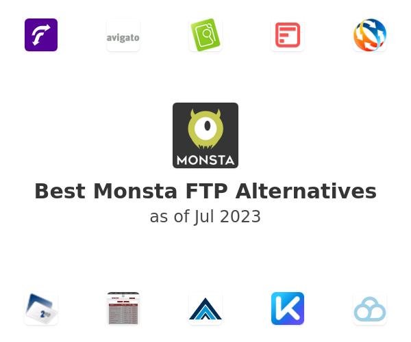 Best Monsta FTP Alternatives