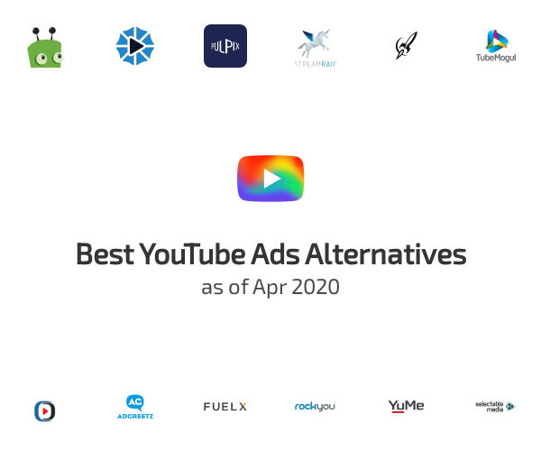 Best YouTube Ads Alternatives