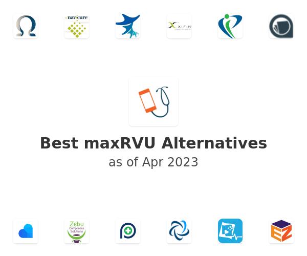Best maxRVU Alternatives