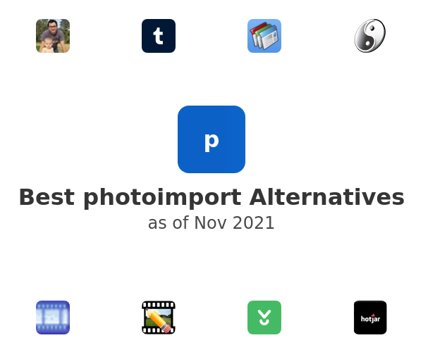 Best photoimport Alternatives