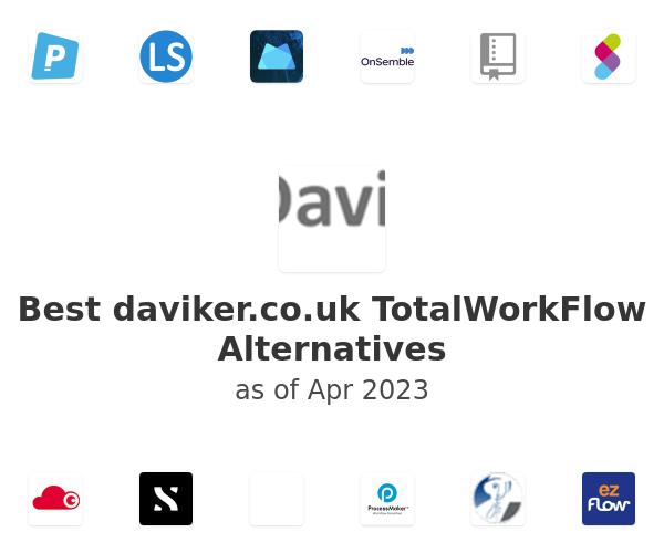 Best TotalWorkFlow Alternatives